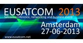 EUsatcom 2013 - European satellite communications conference, business & networking event