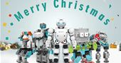 Give the gift of coding to kids this Christmas with UBTECH Robotics' Jimu Kits