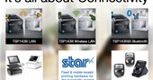 Visit Star Micronics at Restaurant Tech Live 2016, ExCel, London for the latest POS and mPOS innovations