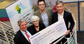 The Good Exchange Helps Ark Cancer Centre Charity Raise £1.8m to Build State-Of-The-Art Facility in Basingstoke