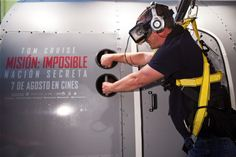 Mission Impossible VR Experience