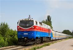Kazakhstan Railway