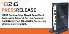 10ZiG 6000 Series Thin & Zero Client