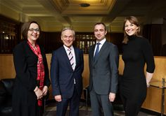Anam - Photocall with Minister Bruton