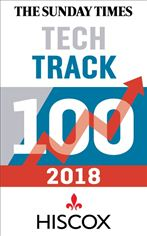 Tech Track logo