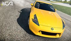 The newly launched Nissan 370Z 1