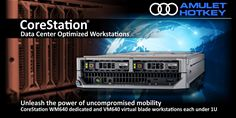 Amulet Hotkey CoreStation Workstations For Uncompromised Mobility