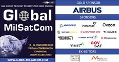 Global MilSatCom sponsors