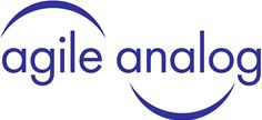 Logotipo analógico ágil