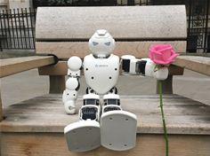 UBTECH Valentine's Robot