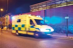 Up to 5000 ambulances will receive the upgrade