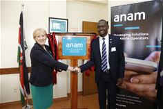 Official opening of Anam Africa HQ in Nairobi