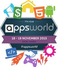 Apps World London logo
