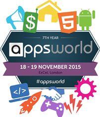 Apps World London logo