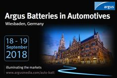Argus Batteries in Automotives