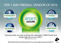 Anam Technologies Tier 1 Supplier