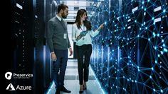 Enterprise-grade archiving and active digital preservation on Microsoft Azure