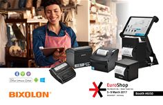 BIXOLON at EuroShop