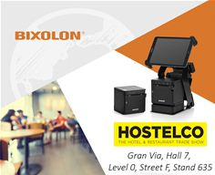 BIXOLON at Hostelco