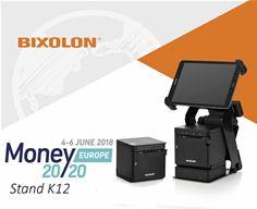 BIXOLON at Money 20/20 Europe