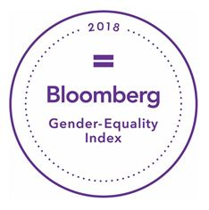 2018 Bloomberg Gender-Equality Index logo