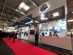 CASIC attends the Hannover Messe