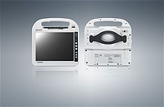 The CF-H1 front and back