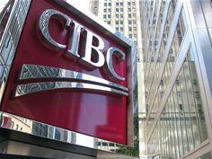CIBC head office located in Toronto Ontario