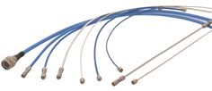 HUBER+SUHNER CT cable assemblies