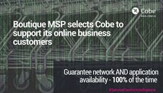 Boutique MSP selects Cobe