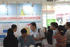 Myanmar CommuniCast 2014 event