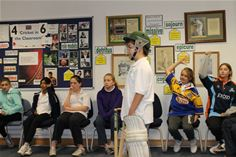 Cricket in the Classroom