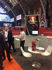 DataCore Stand at IP Expo Manchester