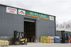 Huws Gray Depot