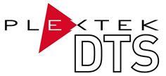 Plextek DTS logo