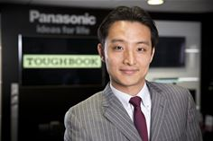 Daichi Kato, Head of Mobile Solutions Business Division Europe