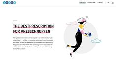 The best prescription for #neuschnupfen