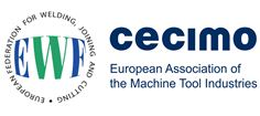 EWF and CECIMO logo