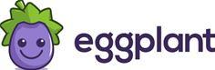Eggplant logo
