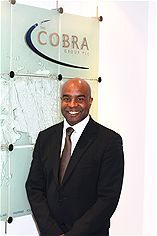 Emmanuel Marshall, IT project manager, The Cobra Group