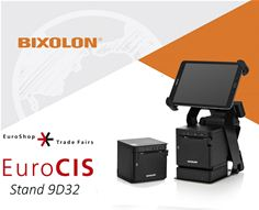 BIXOLON at EuroCIS