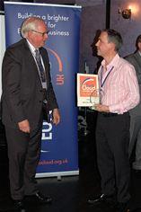EuroCloud Award presentation