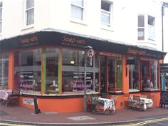 Soup-urb launches in Brighton