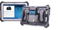 Panasonic FZ-G1 mobile point-of-sale (mPOS) solution (1)
