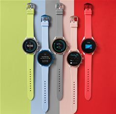 Fossil launches its first smartwatch on the Qualcomm