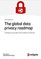 Redgate Global Data Privacy Roadmap whitepaper