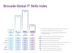 Global Digital Transformation Skills Index Infographic