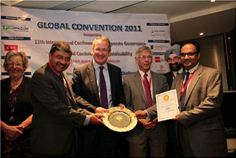 Hexaware wins Golden Peacock Award