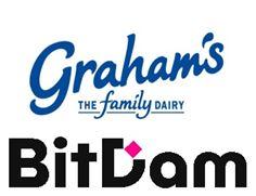 BitDam Graham's The Family Dairy logo