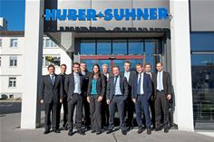 HUBER+SUHNER Supplier Agreement